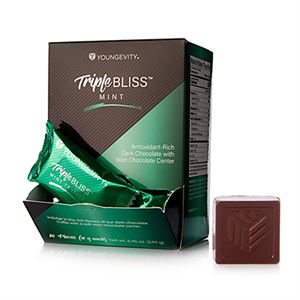 Picture of Triple Bliss™ Mint Chocolate